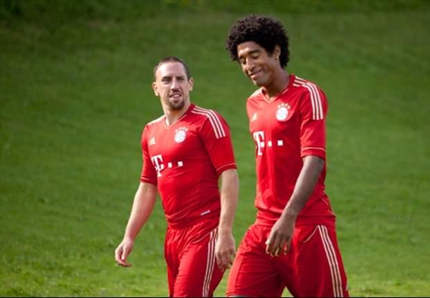 "Dante: ""Niemand kann Franck Ribery stoppen"""