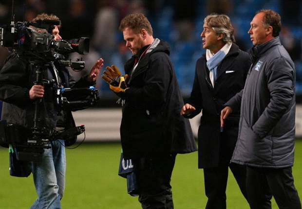 Manchester City coach David Platt suspended for two European matches