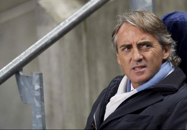 Mancini told Champions League form unacceptable in first meeting with Begiristain