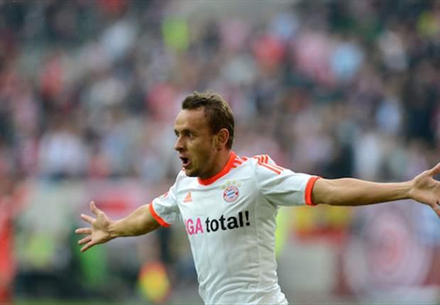 De saída do Bayern, Rafinha pode fechar com Internacional, diz jornal