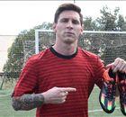 CLÁSICO | Lionel Messi presenta sus nuevas botas... ¿para el 21N?