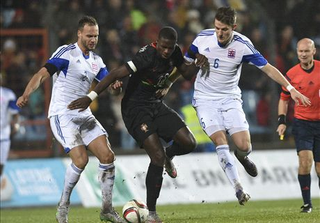 REPORT: Luxembourg 0-2 Portugal