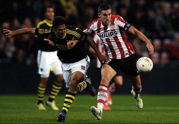 Winst noodzaak voor PSV in Zweden