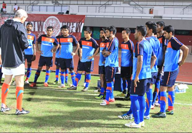 Fanview: India vs Palestine - Can the Blue Tigers begin 2013 with a bang?
