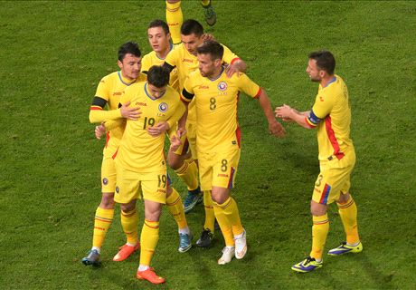 RATINGS: Italy 2-2 Romania