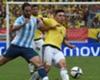 Así fue el partido de Higuaín frente a Colombia