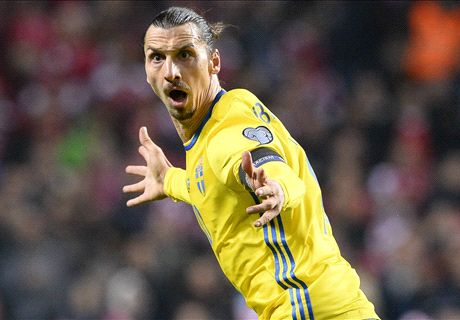 Ibra: I sent Denmark to retirement!