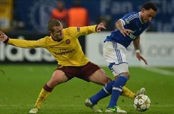 Champions League: FC Schalke 04 - Arsenal FC, Jermaine Jones