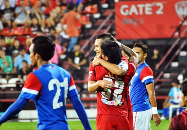 Thailand 2-0 Malaysia: Tigers crash in friendly defeat