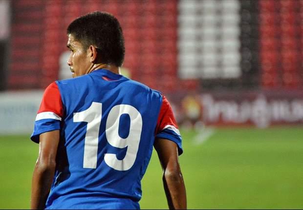 Goal-scorer Azamuddin not assured of a place in the team