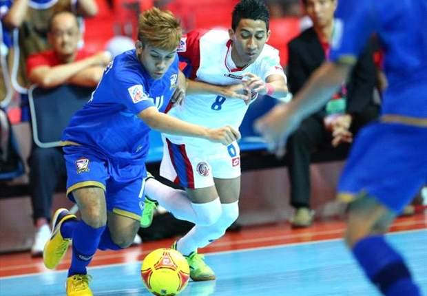 Piala Dunia Futsal: Portugal Salip Jepang, Thailand Tertahan
