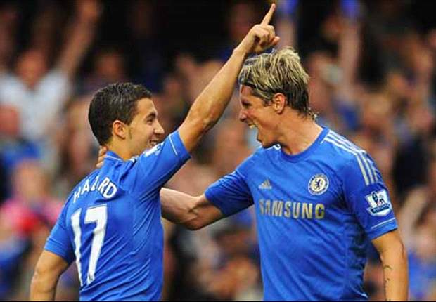 'People expect 10 goals from him every game' - Hazard defends Torres