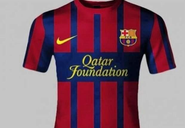 Barcelona y ¿la nueva camiseta?
