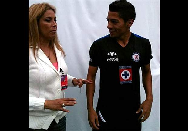 Filtran posible uniforme de Cruz Azul