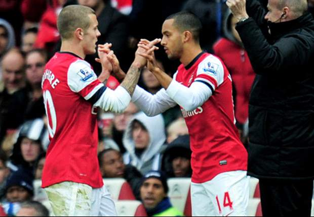'I've shown everybody what I can do,' says Walcott after Arsenal thrash Tottenham