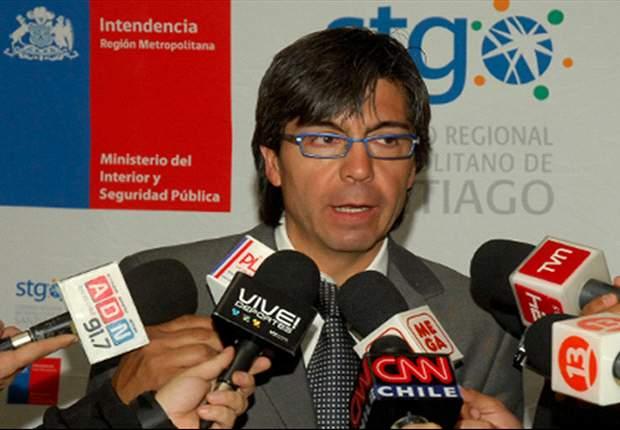 Sergio Jadue se querelló contra Carlos Soto