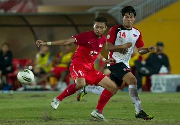Singapore captain Shahril Ishak tells Lions to focus and fight against Indonesia