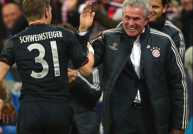 Bayern Munich's season can't go better than this, insists Heynckes