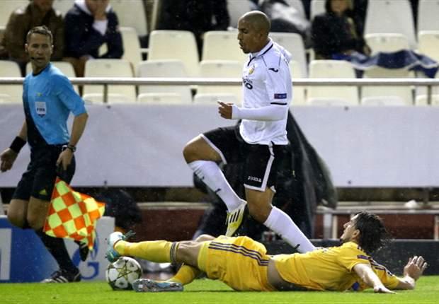 Valencia Hantam BATE Borisov