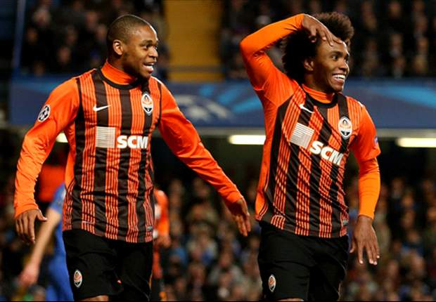 Willian: Chelsea loss a big blow for Shakhtar