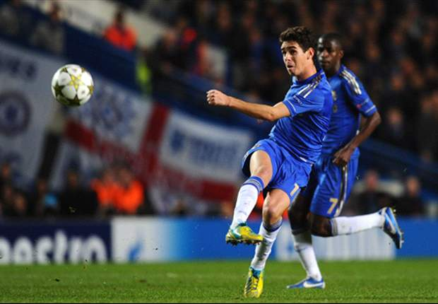 Oscar: Chelsea are the Blue Brazil