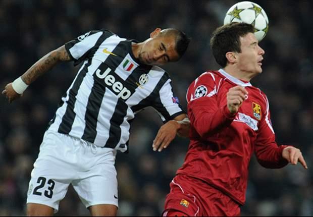 Nordsjaelland kansloos tegen Juventus