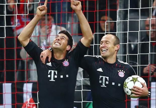 Wedtip: Bayern, BATE en Valencia