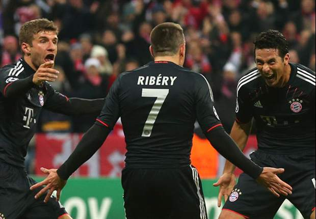 Bayern Munich 6-1 Lille: Pizarro hits hat-trick as brilliant Bavarians send feeble French packing