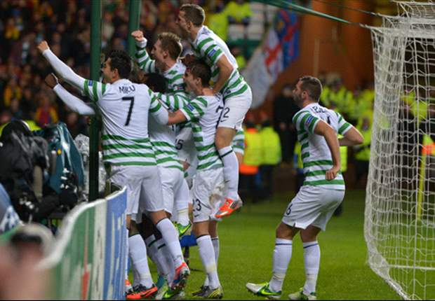 Celtic 2-1 Barcelona: Wanyama & Watt on target in historic Bhoys victory
