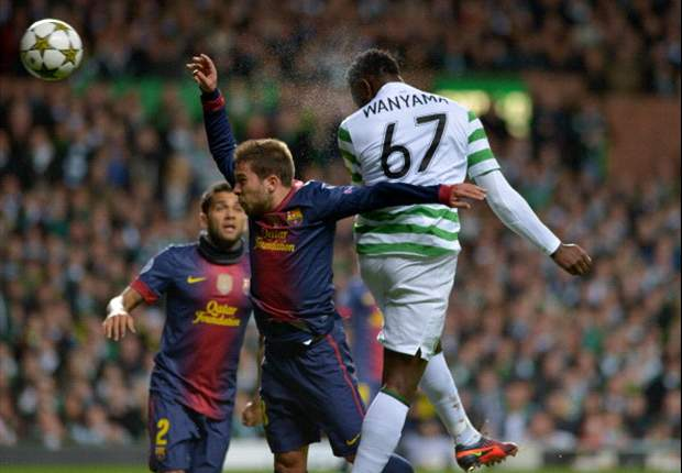 Juventus star Andrea Pirlo: Wanyama will determine Celtic's Champions League fate