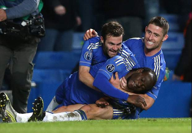 Chelsea 3-2 Shakhtar: Dramatic Moses header pulls Blues back from brink