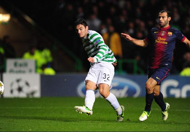 From working at the council to beating Barcelona - the remarkable rise of Celtic starlet Tony Watt