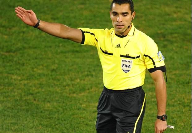 Mexicano Marco Rodriguez vai apitar o jogo de estreia do Corinthians no Mundial
