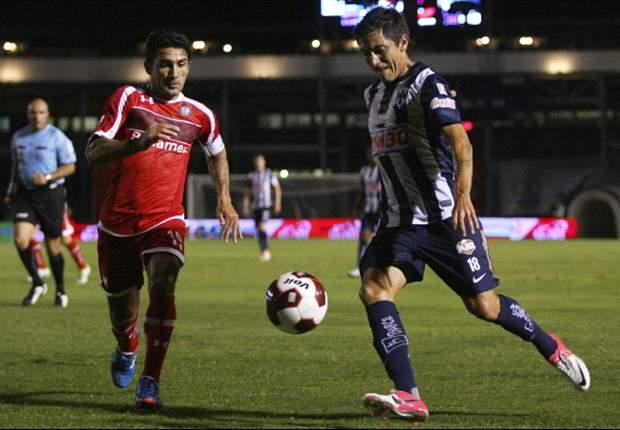 Monterrey 2-2 Toluca: Empate en un gran partido