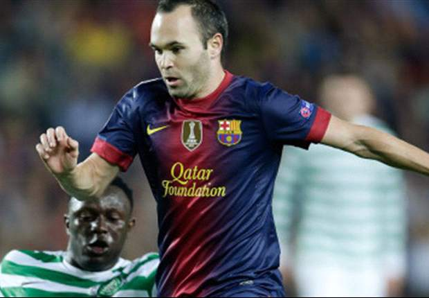 "ESP - Iniesta : ""On génère du football"""