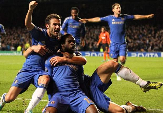 Moses is Chelsea's new headmaster after scoring his third headed goal
