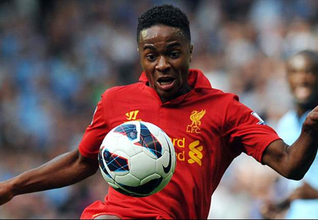 Sterling denies 'rubbish' reports he asked for £50k-a-week deal at Liverpool