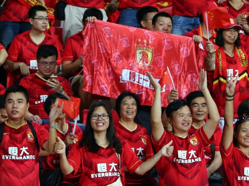 Cina, Chenglin al Guangzhou è acquisto da record: 100 milioni di Yuan