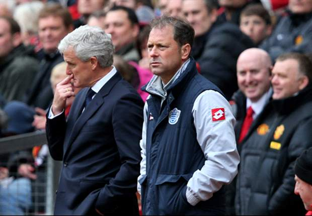 Mark Hughes' former assistant hits back at Warnock's Leeds jibe