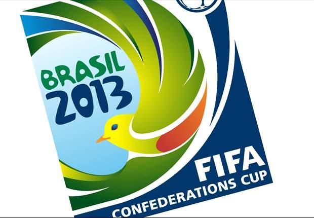 Fifa interrompe venda de ingressos para a Copa das Confederações