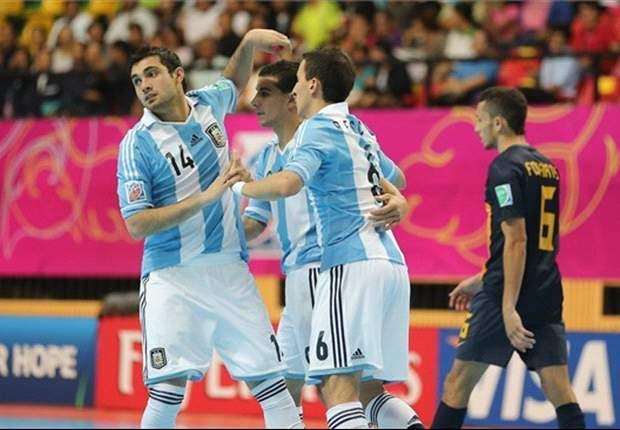 Piala Dunia Futsal: Tim Unggulan Mulus, Panama Tetap Lolos