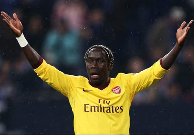 ANG, Arsenal - Sagna libre en 2014 ?