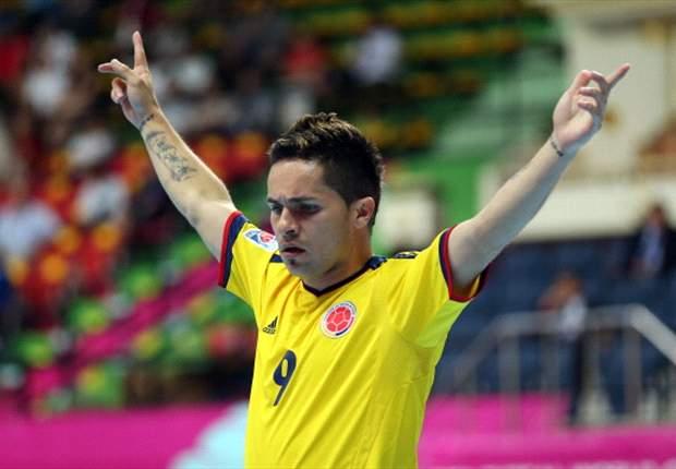 Colombia Futsal por la clasificación