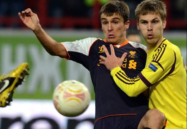 Anzhi naar koppositie na zege op Liverpool