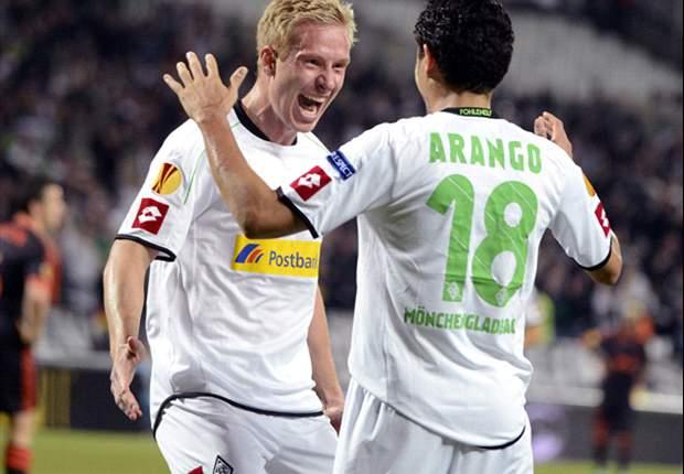 Mike Hanke will bei Borussia Mönchengladbach bleiben und in der Europa League überwintern