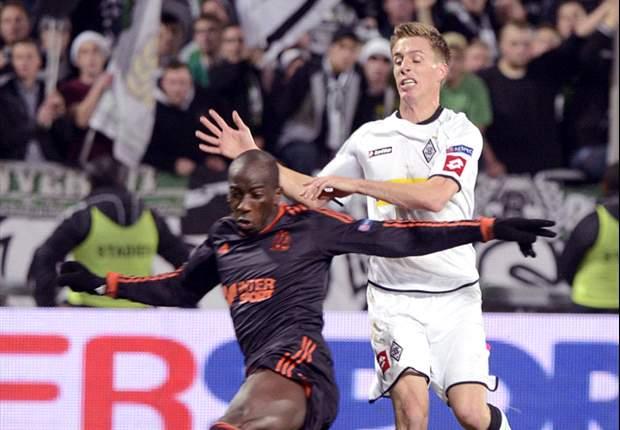 Juan Arango rettet Gladbach einen Punkt in Marseille!