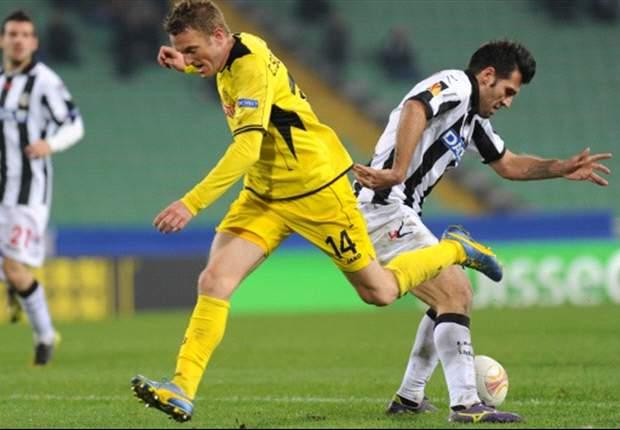 Udinese-Young Boys 2-3: Di Natale e Fabbrini non bastano, gli svizzeri espugnano il Friuli
