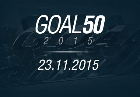 Coming soon: The Goal 50