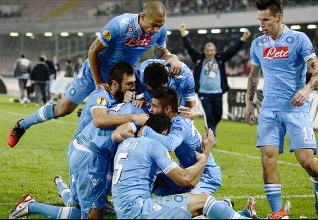 REVIEW Liga Europa: Udinese-Atletico Madrid Takluk, Napoli-Bayer Leverkusen Menang