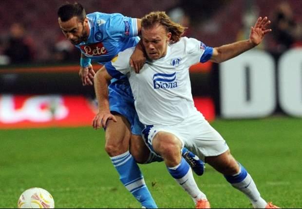 """Le poche presenze concesse da Mazzarri bastano e avanzano, parola dell'agente di Mesto: """"E' molto felice di restare al Napoli"""""""